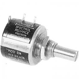 534 10K (534B1103JC) VISHAY SPECTROL Rotary Potentiometers