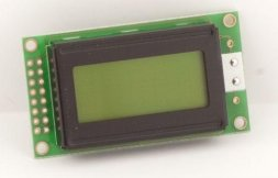 DEM 08202 SYH-LY DISPLAY ELEKTRONIK