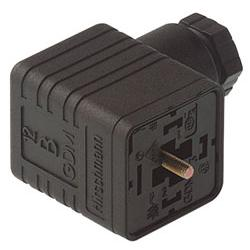 GDM 3009 BLACK HIRSCHMANN Rectangular Industrial Connectors