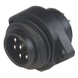 CA 6 GS HIRSCHMANN Circular Industrial Connectors