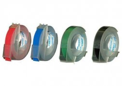 Embossing Tape Green