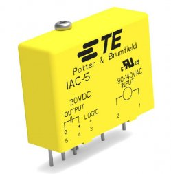 IAC-5A (1393028-5) TE CONNECTIVITY / POTT.&BRUM.