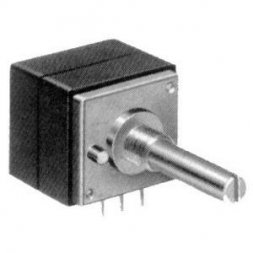 RK27112 2x10KA LOG ALPS Drehpotentiometer