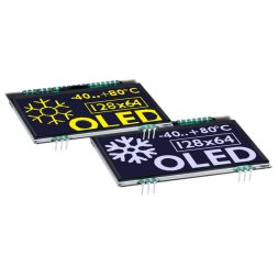 EA OLEDL128-6LWA ELECTRONIC ASSEMBLY