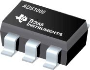 ADS1000A1IDBVT TEXAS INSTRUMENTS
