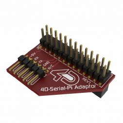 4D Serial Pi Adaptor 4D SYSTEMS