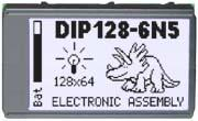 EA DIP128J-6N5LWTP ELECTRONIC ASSEMBLY