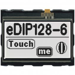 EA eDIP128W-6LW ELECTRONIC ASSEMBLY