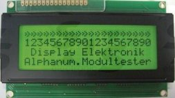 DEM20485 FGH-PW DISPLAY ELEKTRONIK