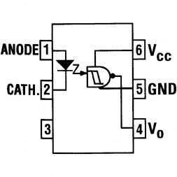 H11L1M ON SEMICONDUCTOR Optočleny