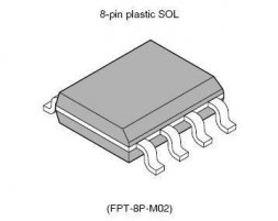 M41T81SM6F STMICROELECTRONICS