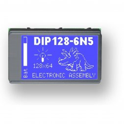 EA DIP128-6N5LWTP ELECTRONIC ASSEMBLY