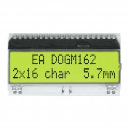 EA DOGM162L-A ELECTRONIC ASSEMBLY
