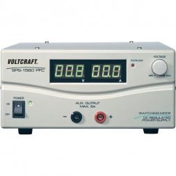 SPS-9600 VOLTCRAFT No. of Outputs 2