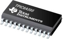 TPIC6A595DWG4 TEXAS INSTRUMENTS
