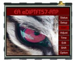 EA eDIPTFT57-ATP ELECTRONIC ASSEMBLY
