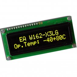 EA W162-X3LG ELECTRONIC ASSEMBLY