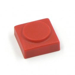 826.000.071 MARQUARDT Square Key Cap 16x16 Red