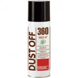 DUST OFF 360 200ml Improved Formula KONTAKT CHEMIE