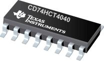 CD 74 HCT 4040 M TEXAS INSTRUMENTS