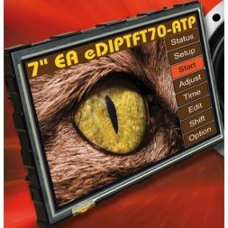 EA eDIPTFT70-ATP ELECTRONIC ASSEMBLY