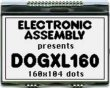 EA DOGXL160W-7 ELECTRONIC ASSEMBLY