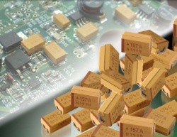 Tantalum capacitors from the world-class producer on stock