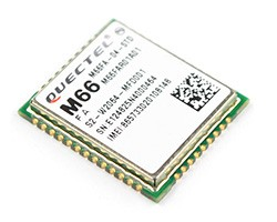 GSM/GPRS module Quectel M66 is proud to be small and that it