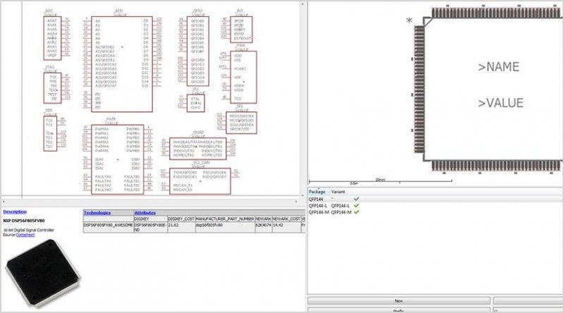 Autodesk EAGLE PCB Software | PHILIPS LUMILEDS | SOS electronic