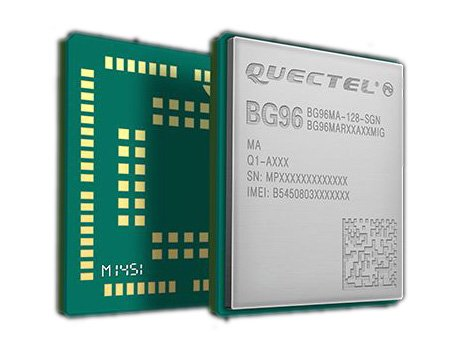 QUECTEL BG96 – IoT Module Ready for the Future | QUECTEL