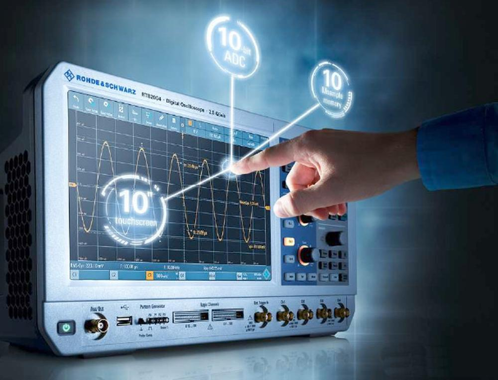 Oscilloscopes that will surprise you with superior features already in the basic class