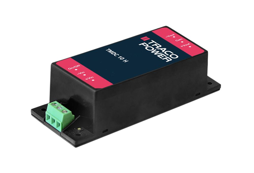 DC/DC modules with increased input voltage up to 160VDC