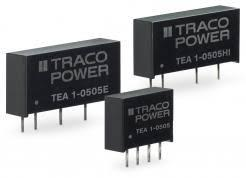 1W cost-effective, top-quality isolated DC/DC converters