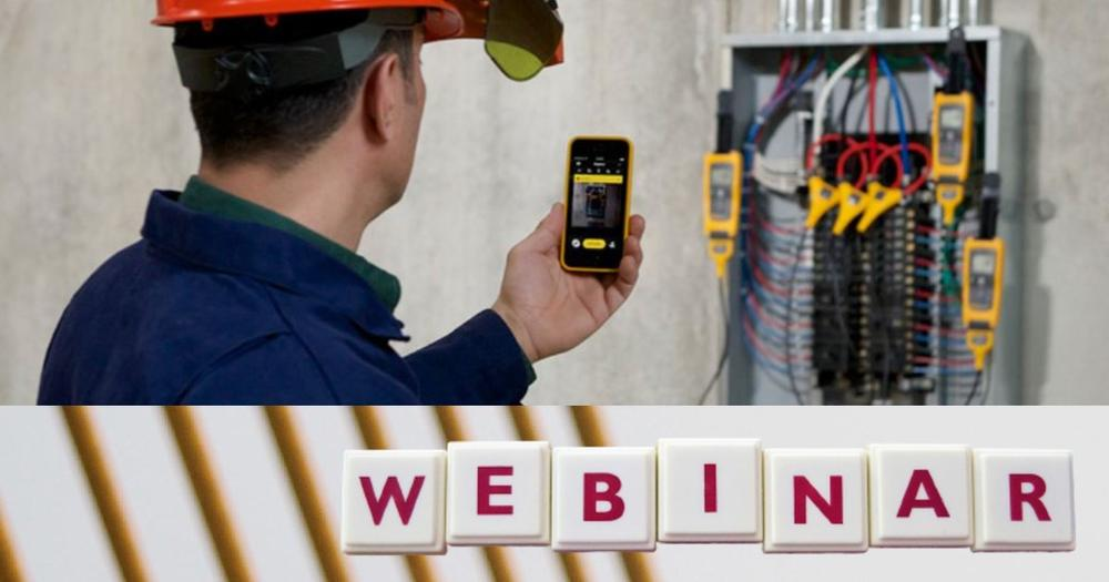 Successful Fluke webinars! The second round begins in October