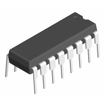 5pcs LTV847 LTV-847 DIP-16 Quad Optocoupler Photocoupler High Density