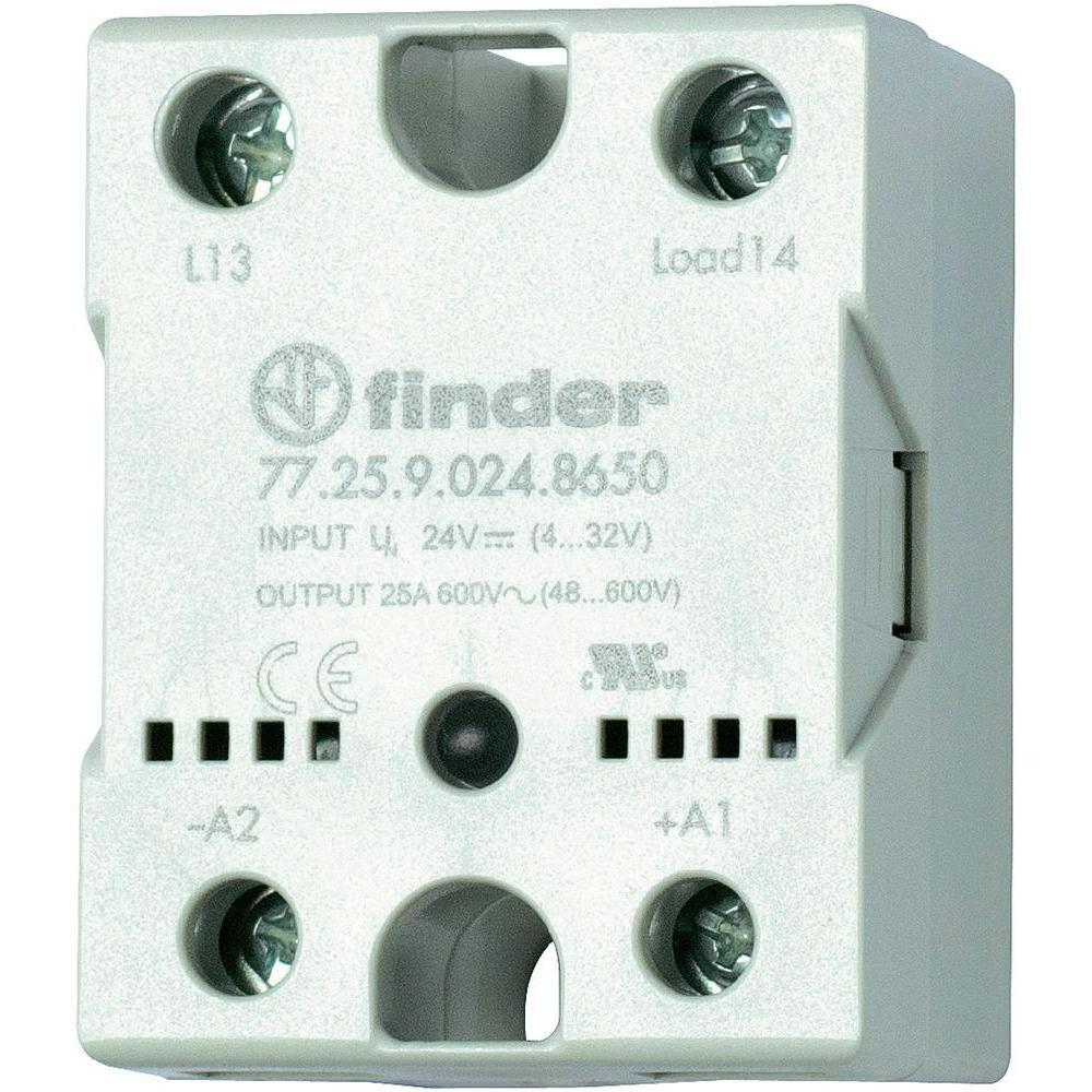 772582308250 Finder Sos Electronic Solid State Relay 230vac